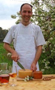 Der Autor von Käse selber machen