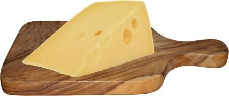 Emmentaler Käse.